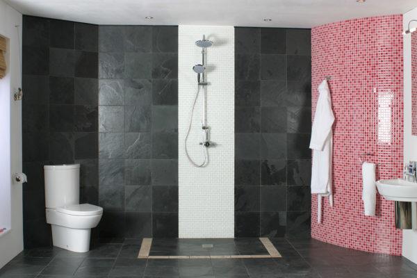 Receveur à carreler pour douche à l'italienne